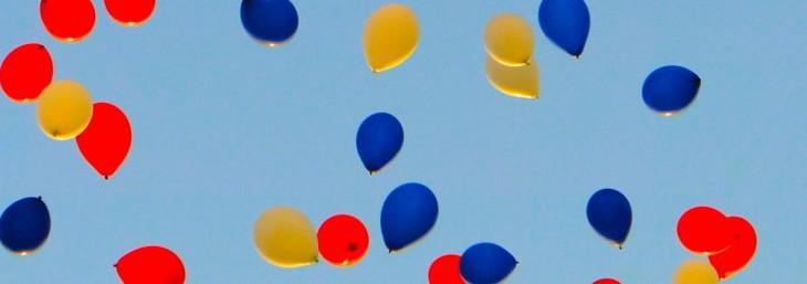 ballonneninlucht