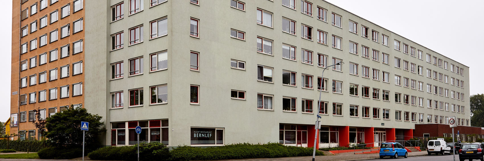 Bernlef woonservicecentrum Groningen