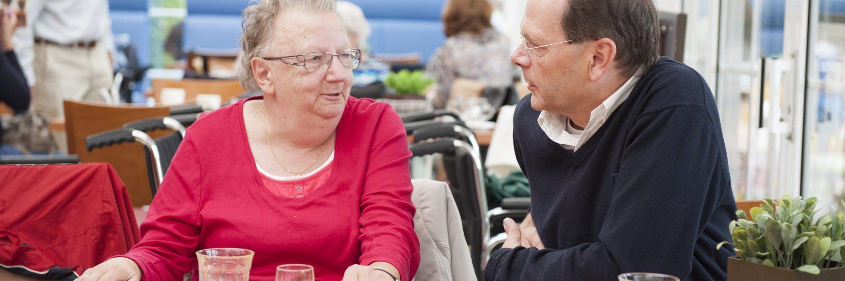 Rotary met ouderen in Efteling