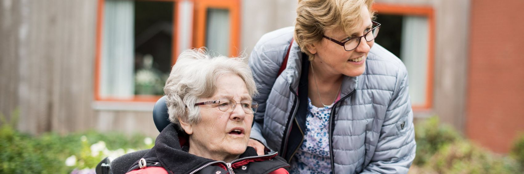 Moeder en dochter dementie