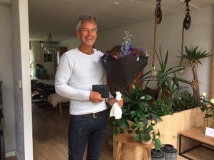 Wietse werkt sinds 12,5 als vrijwilliger bij Dignis.